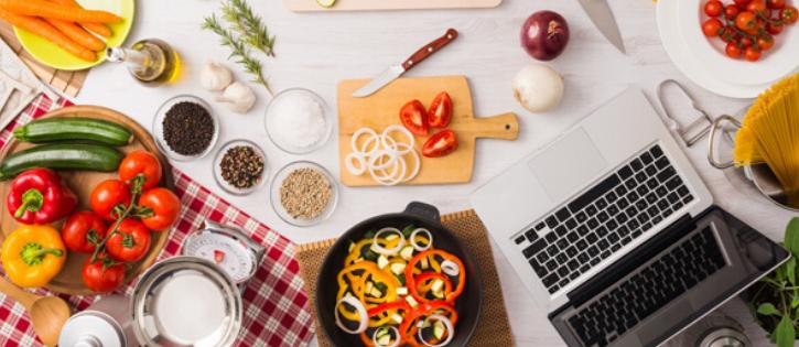 aprendizado em culinária