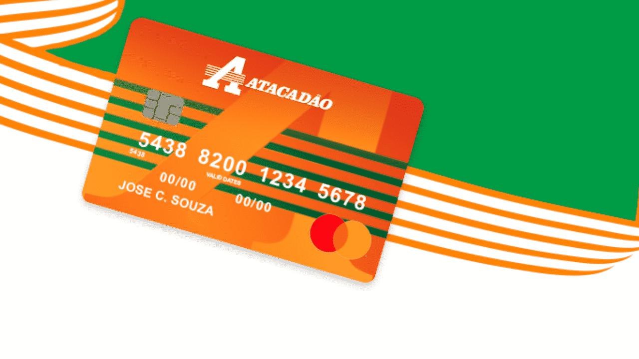 Parcelamento de compras em até 24 vezes com o cartão Atacadão