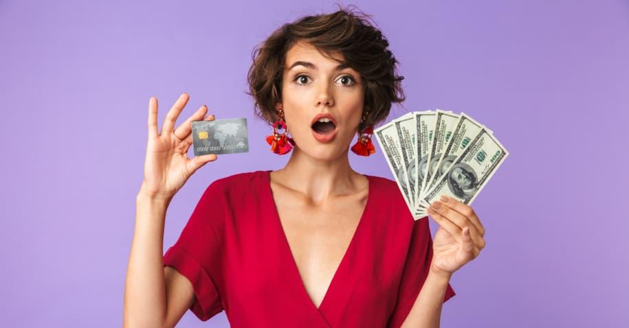 Cartão de crédito - Saiba como sacar dinheiro