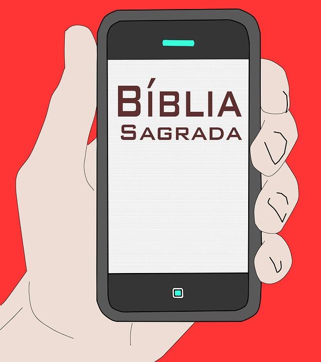 Aplicativo Bíblia Sagrada: Como baixar