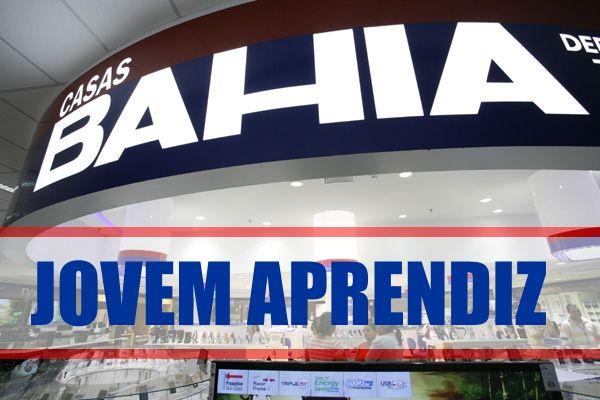 Casas Bahia, veja como ser jovem aprendiz