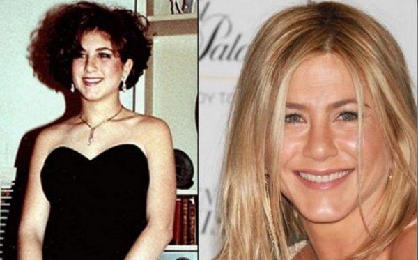 Antes e depois de grandes estrelas de Hollywood - Confira as fotos