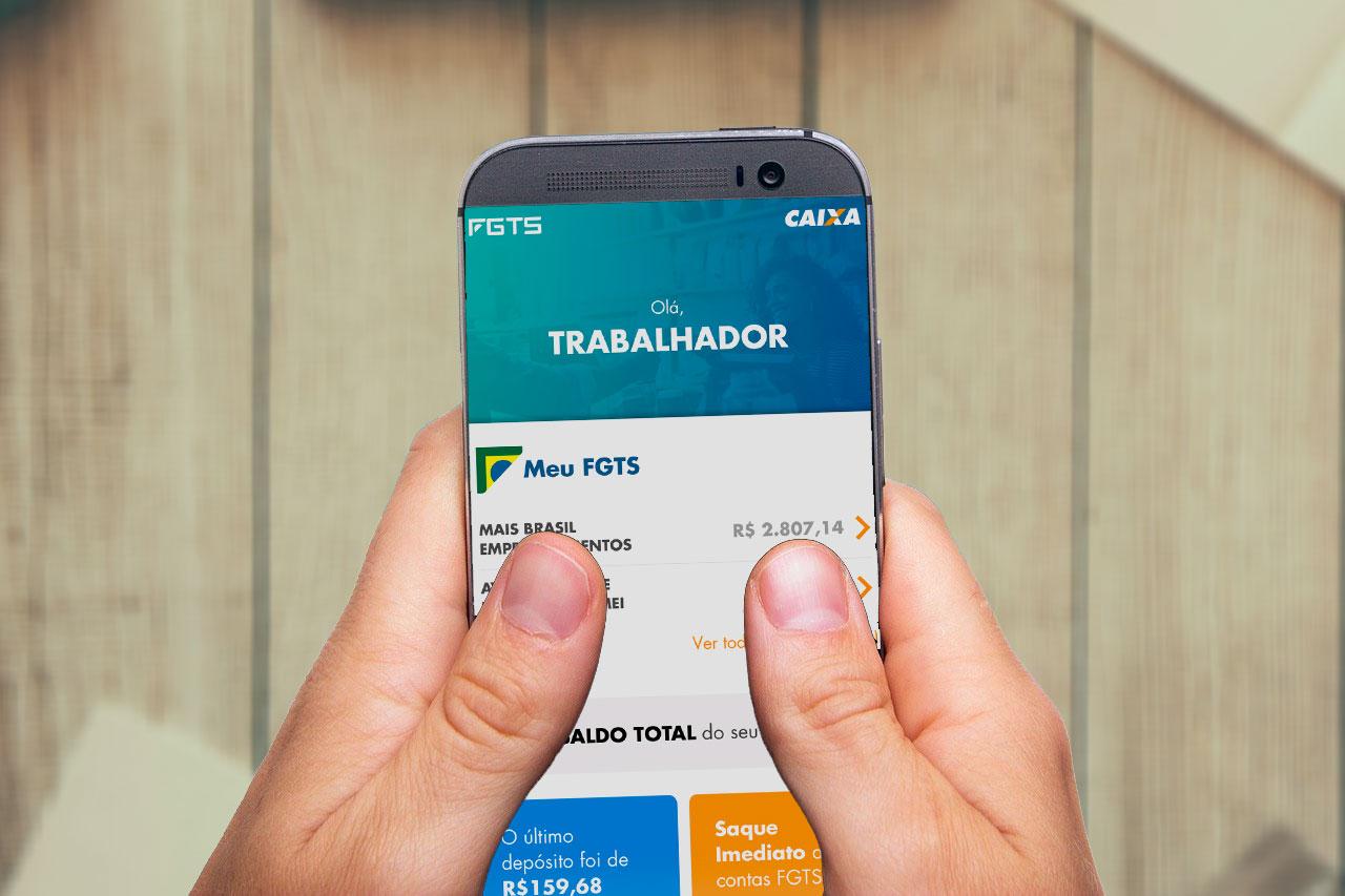 Aplicativo FGTS – Aprenda como consultar o extrato pelo celular