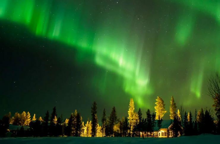 As tempestades da aurora boreal estão ganhando nomes