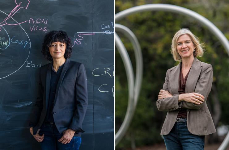 2 mulheres ganham o Prêmio Nobel de Química