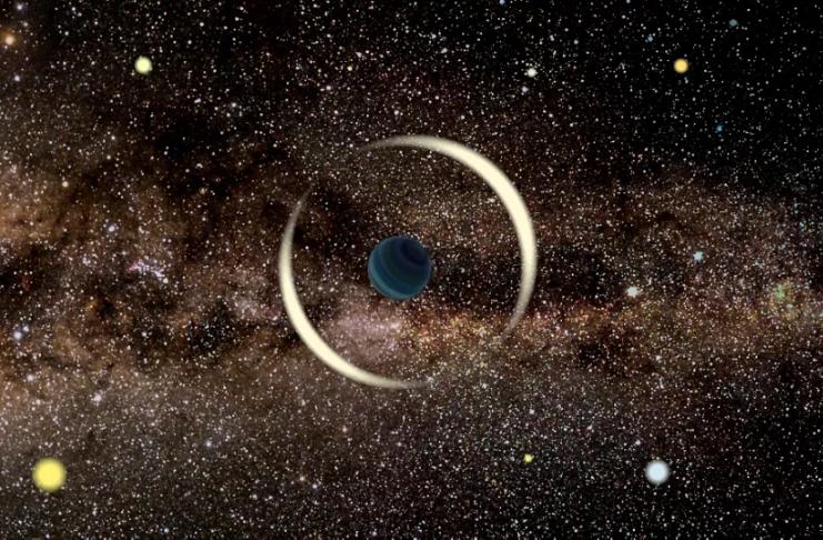 Minúsculo planeta rebelde é o menor candidato a exoplaneta flutuante até agora