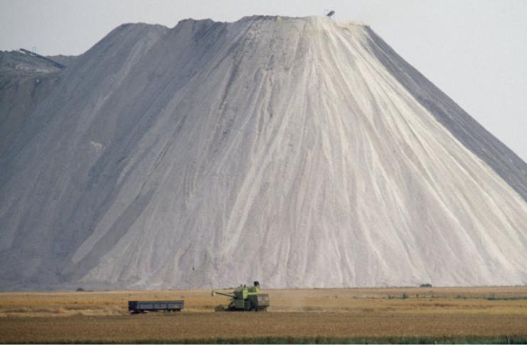 4 fatos sobre o fosfato, o composto químico que está em toda parte