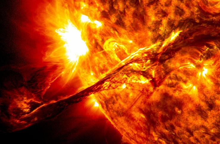 'Supererupções' podem dificultar o início da vida em torno de estrelas anãs