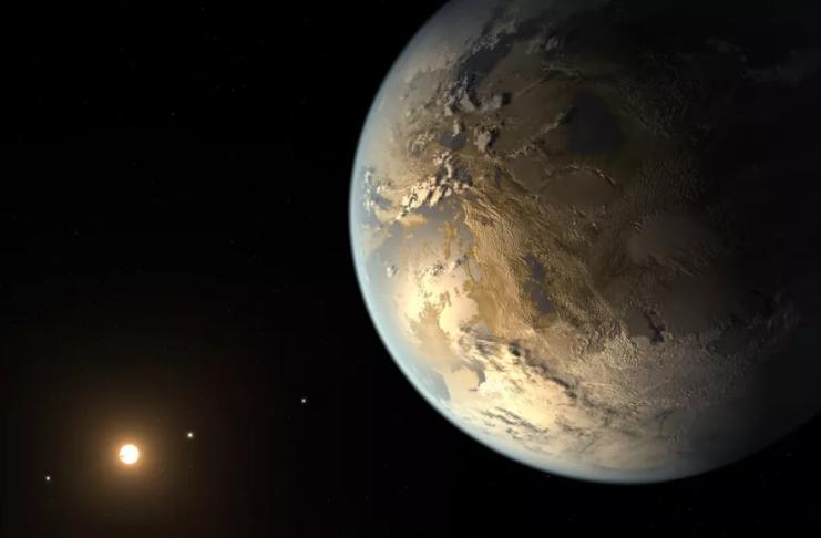 Mais da metade de todas as estrelas semelhantes ao Sol na Via Láctea podem ter um planeta habitável