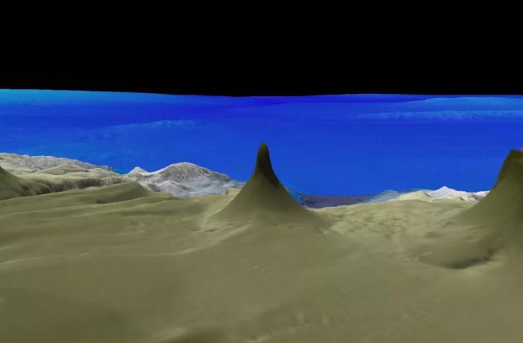 'Torre' de coral com mais de 500 metros de altura descoberta na costa australiana