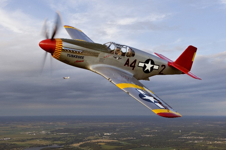 Anjos de Cauda Vermelha: como pilotos negros se destacaram na Segunda Guerra