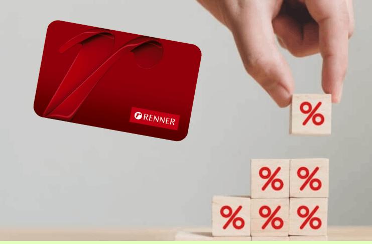 Saiba como ter desconto nas compras online solicitando o cartão Renner