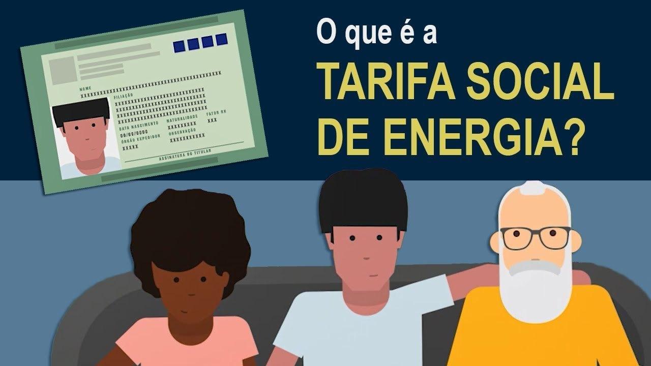 Tarifa Social: Descubra como se inscrever e os benefícios