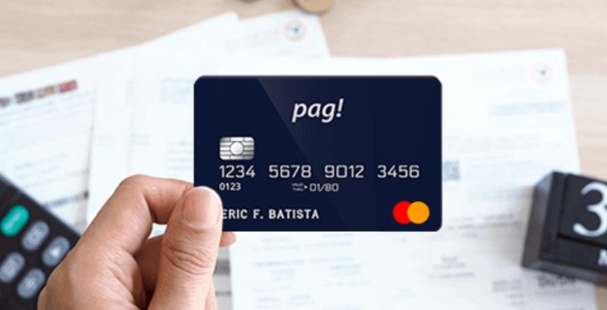 Recompensas imperdíveis - Saiba como solicitar cartão Pag
