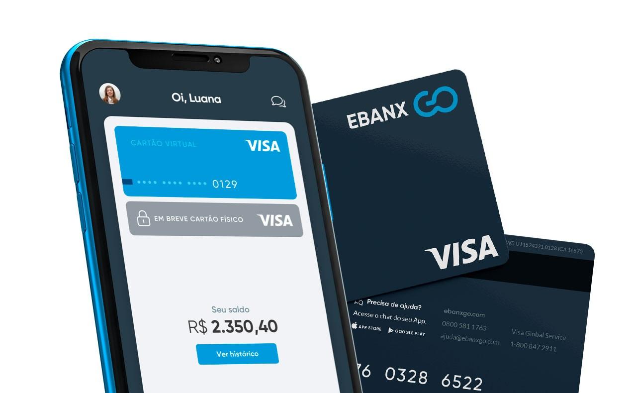 Cartão de Crédito Ebanx - Saiba como solicitar