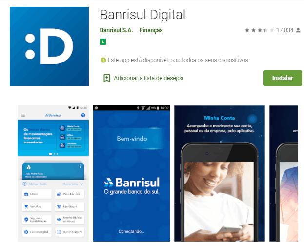 Como solicitar online o cartão Banrisul
