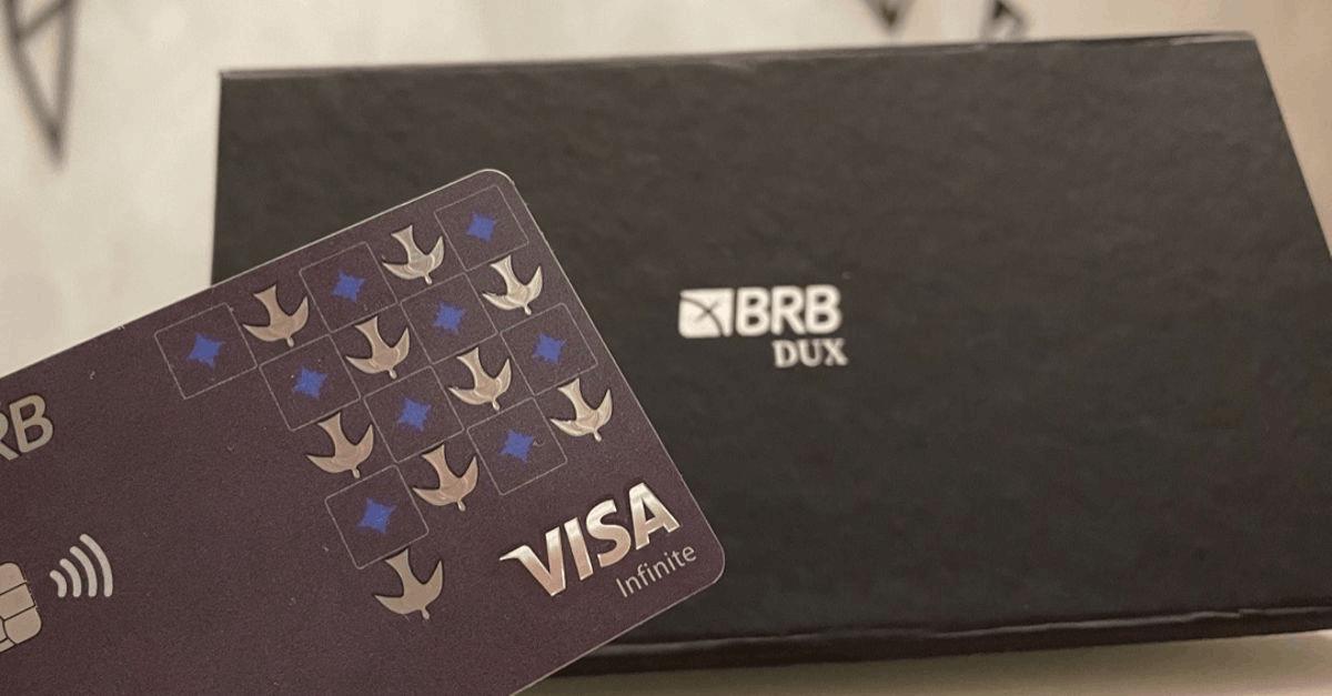 Como solicitar o Cartão BRB Dux Visa Infinite