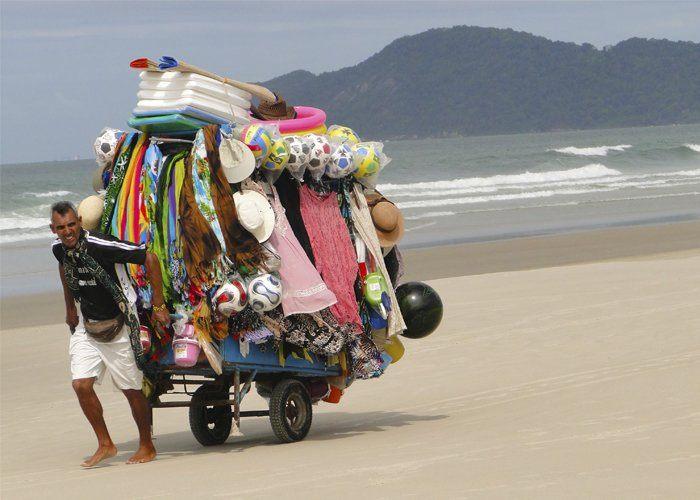 Os trabalhos informais mais comuns no Brasil