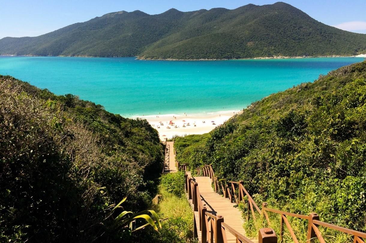 Confira 6 praias paradisíacas no Brasil para visitar algum dia
